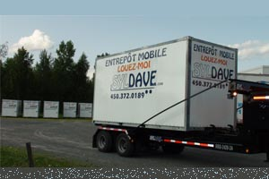 mobile storage for rent