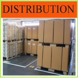 Centre de distribution Granby
