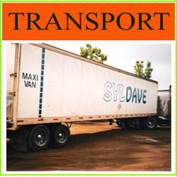 Syldave module transport